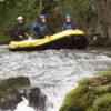 【北海道の旅 その5 ラフティングで水の恐ろしさを知る】