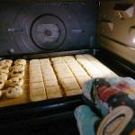 【家庭用オーブンでお菓子を作る時のヒント】