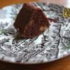 【お知らせと筍のチョコケーキ】