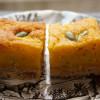 【かぼちゃとお豆腐のケーキ2種】