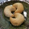 【セモリナ粉のクッキー】