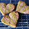 【木いちごと桑茶のクッキー】