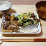 【コノシロの晩御飯】