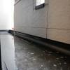【ゲリラ豪雨で浸水しそう】