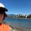 【カナダその10 バンクーバーでジョギング】