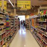 【カナダその23 カナダのスーパーマーケット】
