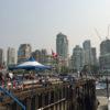 【カナダその32  現地人として街中を案内する 】