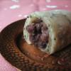 卵・乳製品不使用 大葉餅のあんこ巻のレシピ