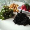 大豆のナムル + 3種