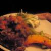 たかきびハンバーグ