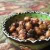 生姜と黒糖の豆菓子