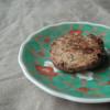 そば粉のごぼう味噌クッキー