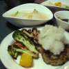 お豆腐ハンバーグ