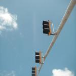 南の島探訪 その3 グアムの信号