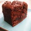 【お豆腐のチョコレートケーキ】