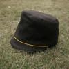 非対称な帽子