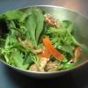 茨木産お野菜のなめたけジュレサラダ