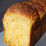 【Way of making a recipe of bread of vegetables】