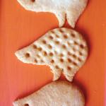 【卵・乳製品・豆類不使用 お麩を使った基本クッキーのレシピ】