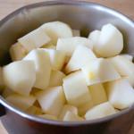 (日本語) 【甘くないりんごの美味しい食べ方】