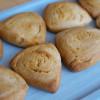 (日本語) 【週末のお知らせとパイ風クッキー】