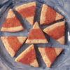 【ギフトの中身その2 木苺とココナッツ味噌のクッキーと黒糖ヘーゼルナッツの煉瓦クッキー】