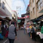 【台湾の旅 その4  市場と寺院とビールと鴨鍋】