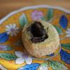 【ココナッツと黒豆と練りごまのクッキー】