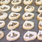 (日本語) 【和栗のぐるぐるクッキー】