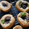 【枝豆と黒豆のぐるぐるクッキー】