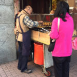 【台湾遠征その12 路上のお菓子屋さん】