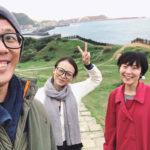 【台湾遠征その13 黄金瀑布と海】