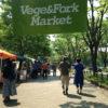 【Vege&Fork Marketで熱中症になる】