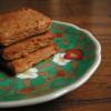 大豆ときなこのクッキー