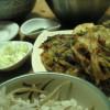 ごぼうと生姜の炊き込みごはん
