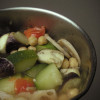 お野菜の洋風煮込み