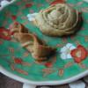 抹茶絞り出しクッキー