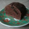 【生姜と黒糖のおからケーキ】