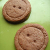【ボタンクッキー】